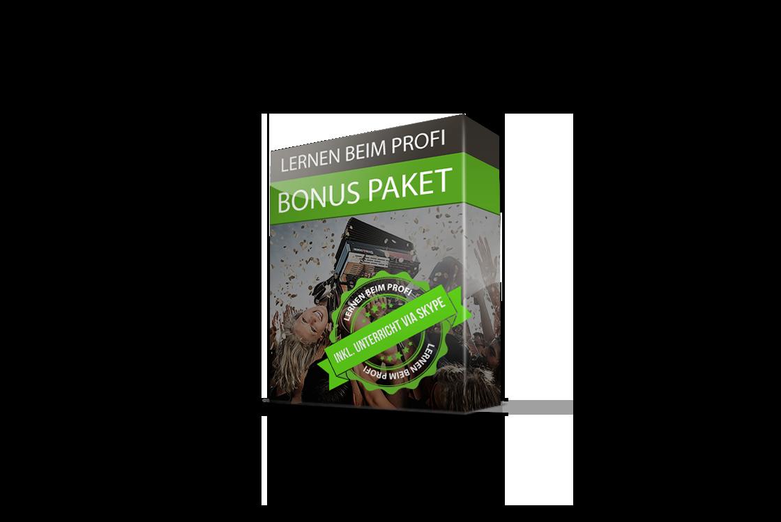 Bonus Paket neu