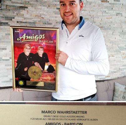 Marco Amigos Gold